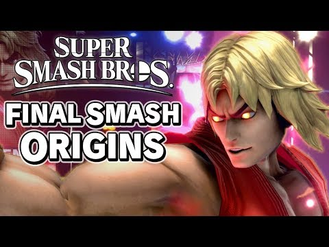 Super Smash Bros. Final Smash Origins - Ultimate Fighters – Aaronitmar thumbnail