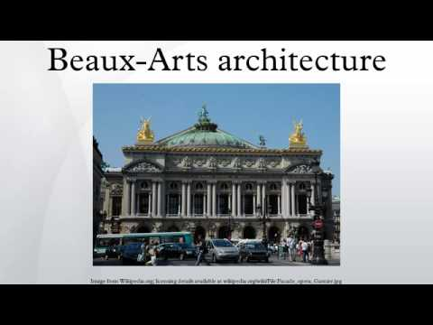 Beaux-Arts architecture