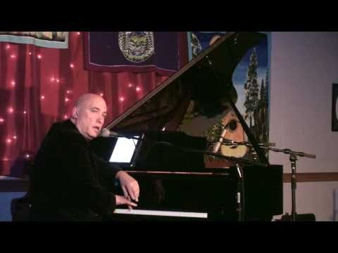 Mike Garson - 4 Note Improvisation [HD]