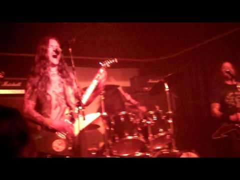 Saviours - To The Grave Posessed [live 05.14.11]