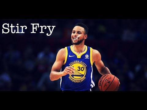 Steph Curry Mix 'Stir Fry' 2018