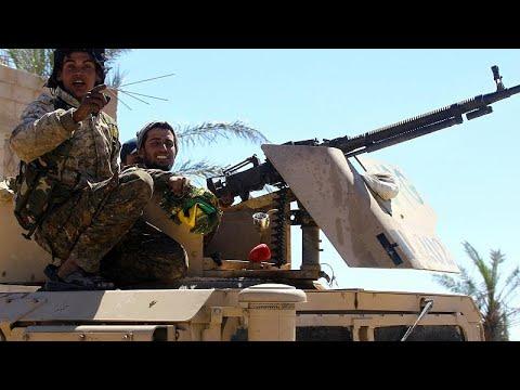 قوات سوريا الديمقراطية تقول إنها أسرت 157 متشددا معظمهم أجانب …  - نشر قبل 2 ساعة