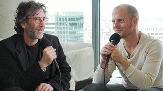 Neil Gaiman's Most Important Rule for Writing | The Tim Ferriss Show