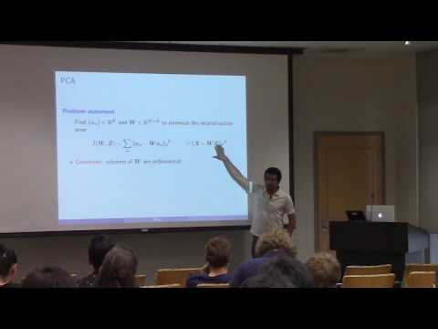 "Sriram Sankararaman: ""Probabilistic PCA for large-scale genetic data"""