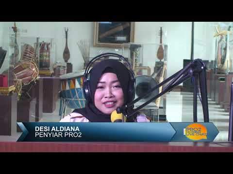 YOVIE & NUNO - MORNING LIVE CHAT PRO 2 FM RRI JAKARTA (LIVE VIDEO CORNER RRI)