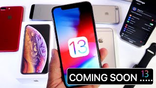iOS 13 Wishlist - Features & Changes