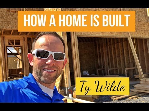 How a home is built - New home construction Process - Building a Home - How to Build a Home Builders