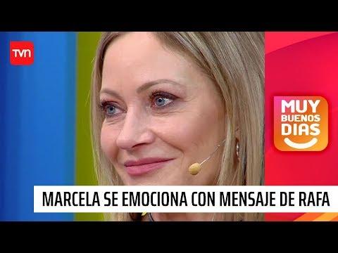 ¡Se Extrañan Mucho! Marcela Vacarezza Se Emocionó Con Mensaje De Rafa Araneda | Buenos Días A Todos