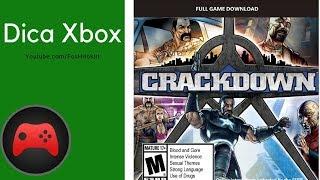 [Dica Xbox] Crackdown Grátis