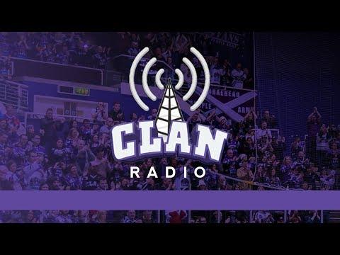 Clan Radio Live: Braehead Clan vs Fife Flyers - 07/01/18