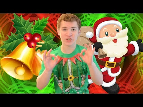 I HAVE PROOF; SANTA'S REAL!! - Stream of Consciousness #55