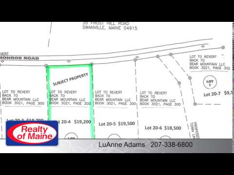 Lots And Land for sale - Lot 20-4 Monroe RD, Swanville, ME 04915