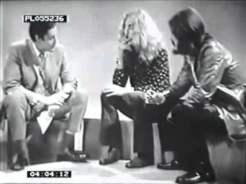 Plant Bonham   Rare Interview   1970