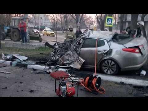 В ДТП с автобусом в Воронеже погибли четыре человека