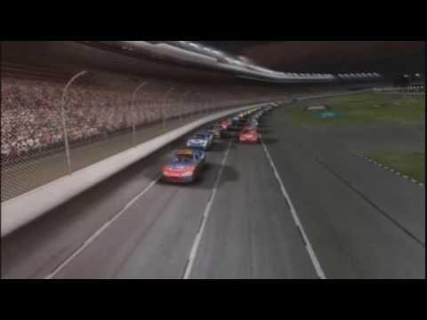 NASCAR 09 Music Video