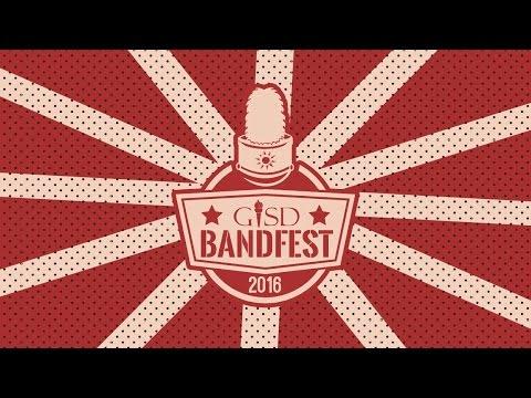 Garland ISD: BandFest 2016