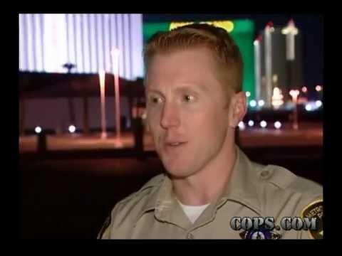 Bikini Car Stop, Officer Ryan Cook, COPS TV SHOW