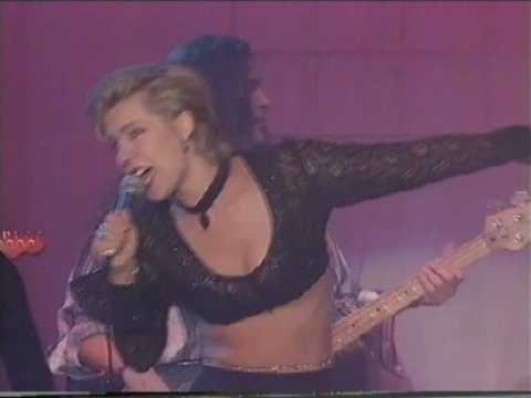 Gina Jeffries- sings Girls night out