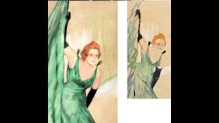 YULIA RONSKAYA - YELLOW ANGEL (Желтый Ангел), А. Вертинский