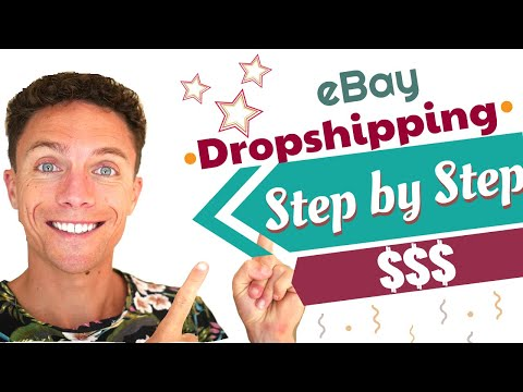 How to DROPSHIP on eBay for Beginners Step by Step
