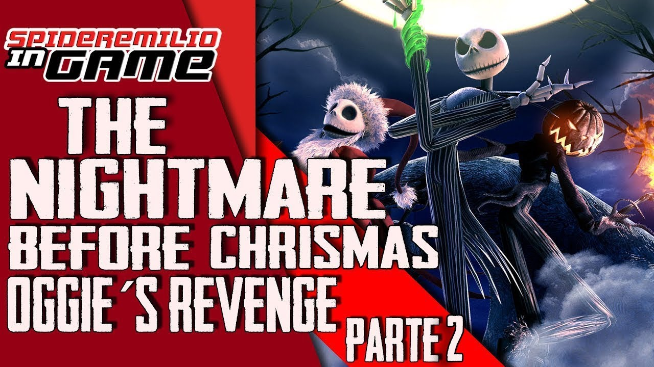 The Nightmare Before Christmas: Oogie\'s Revenge - PS2/Xbox - Parte 1 ...