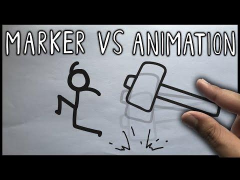 animation-vs.-marker-(inspired-by-alan-becker)