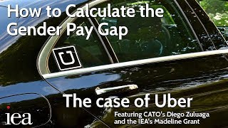 How to Calculate the Gender Pay Gap: The case of Uber