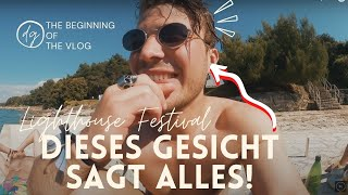 VLOG: Lighthouse Festival - well that ESCALATED quickly