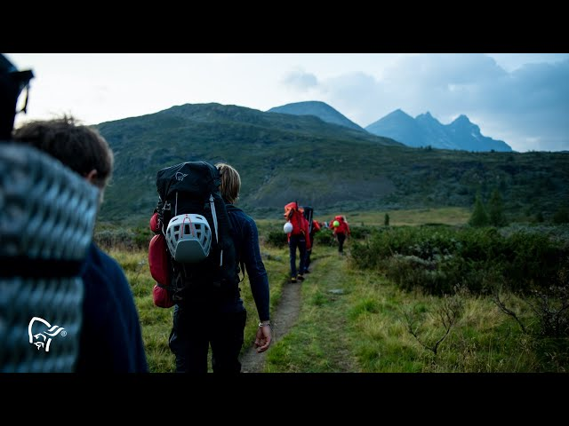 The Norrøna Anniversary Crossing