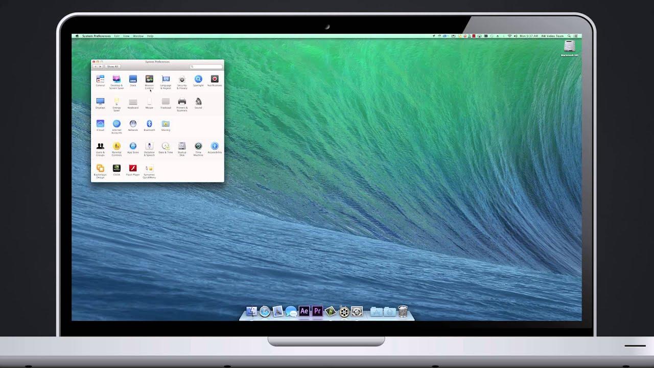 AirWatch Laptop Management Demo