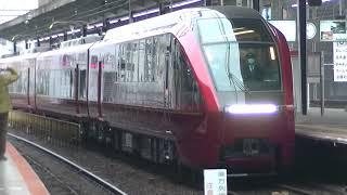 80000系回送電車 近鉄四日市発車