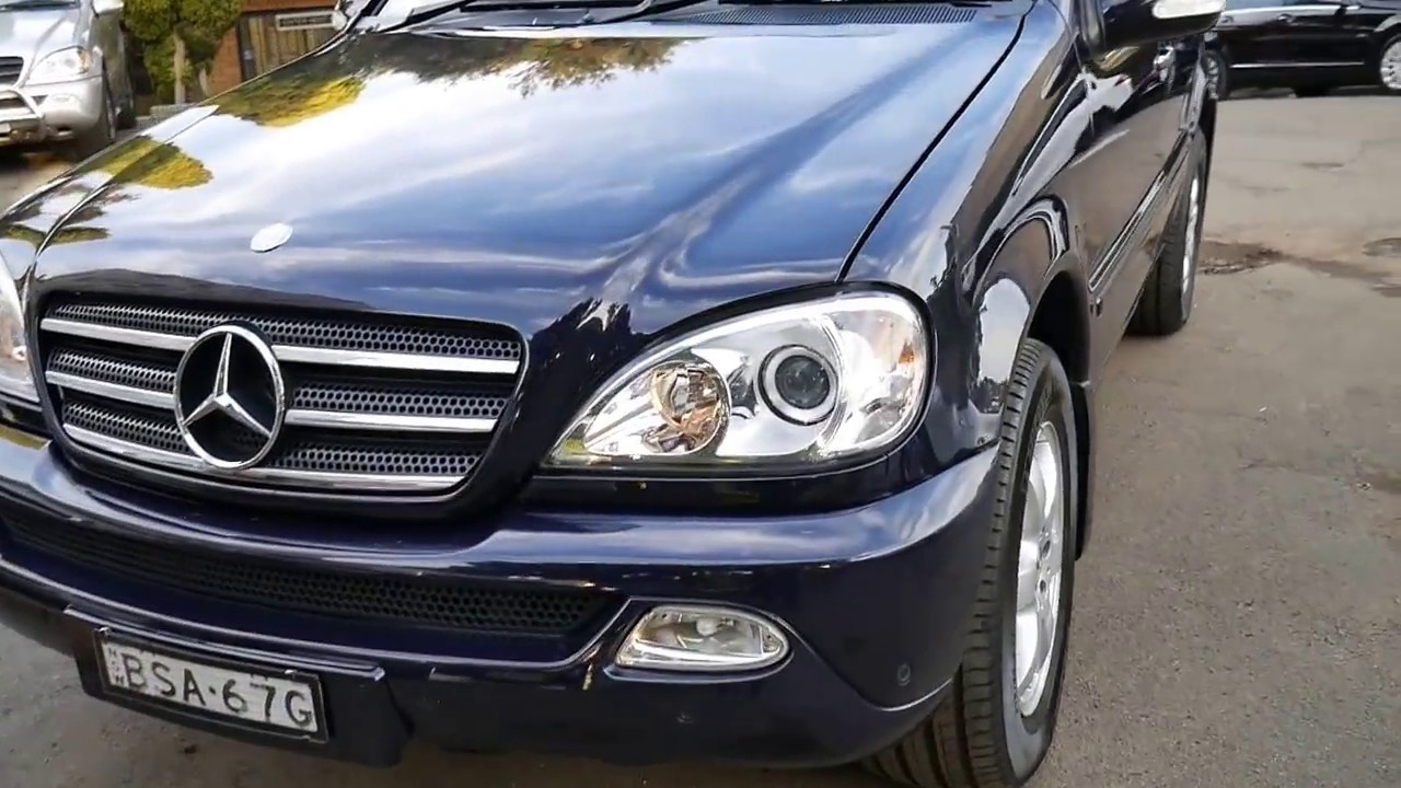 2004 mercedes benz ml500 7 seater just stunning for sale for Mercedes benz 7 seater for sale