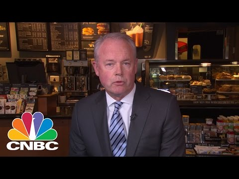 Starbucks President/COO: Behind A Heated Quarter | Mad Money | CNBC