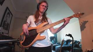 Hello - Tim Akers and the Smoking Section (Bass Cover)