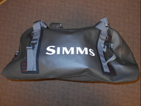 A Review Of The Simms New 2015 Dry Creek Z Duffel
