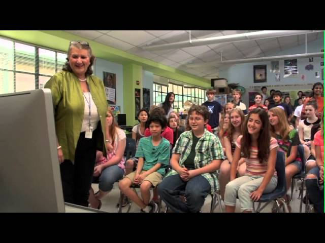Mit Skype in the Classroom reisen Schüler um die ganze Welt