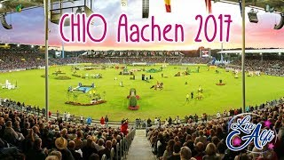 Lia & Alfi - CHIO Aachen 2017 - FMA