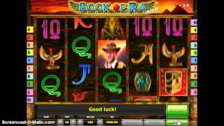 Игровой автомат Book of Ra Deluxe (vse-casino.com)(, 2013-03-27T12:01:39.000Z)