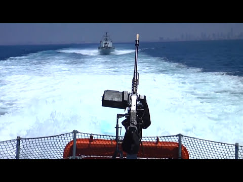 Guarding Israel's Shores: the Navy's Surveillance Unit