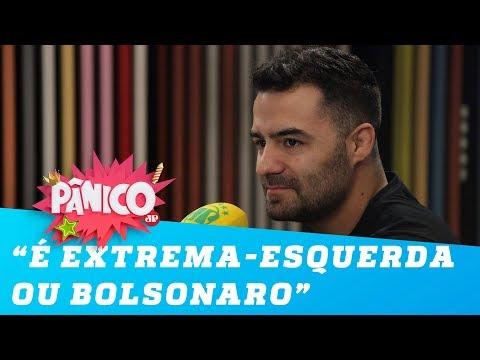 Arthur do Val: Estamos entre extrema-esquerda e Bolsonaro