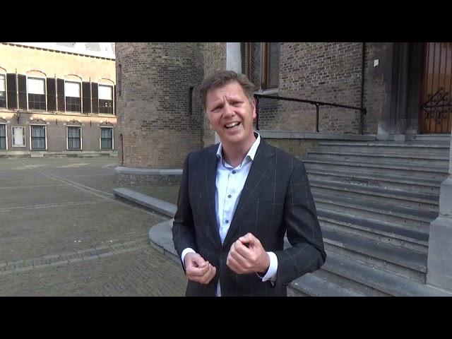 #AdopteereenSDG Matthijs Sienot (D66) over Klimaatakkoord