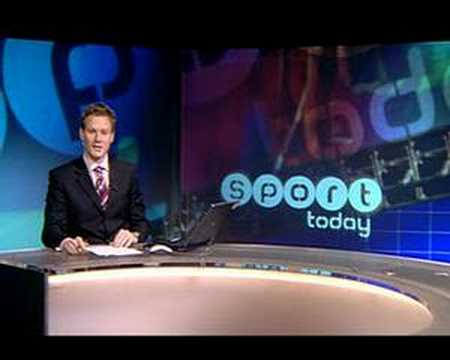 BBC World Sport Today - New Look