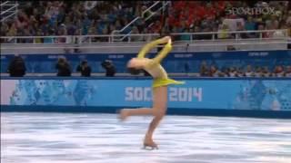 Ким Ю-На (KIM Yu-Na), Олимпиада Сочи 2014, женщины, КП
