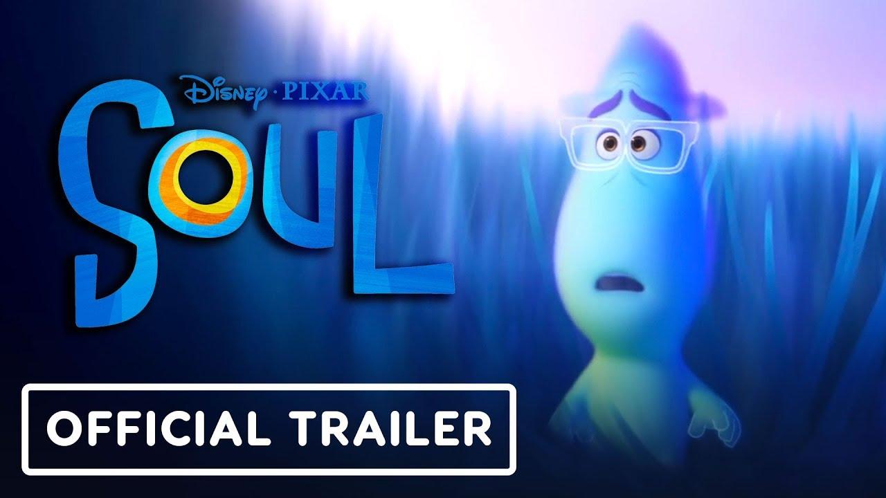 Pixar S Soul Official Trailer 2020 Jamie Foxx Tina Fey Youtube