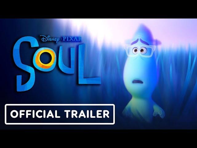Pixar's Soul - Official Trailer (2020) Jamie Foxx, Tina Fey
