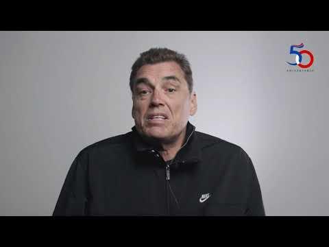 Victor Pecci - Anécdotas 50 años COP