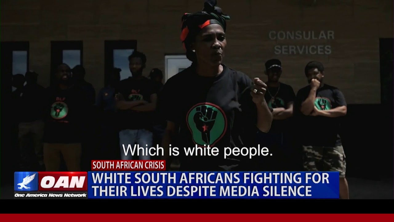 "White ""South Africans"" Fighting for Their Lives Despite Media Silence!"