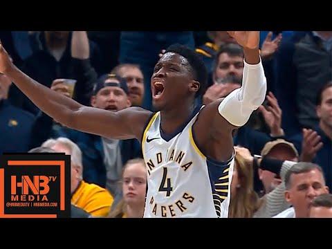 Houston Rockets vs Indiana Pacers 1st Half Highlights | 11.05.2018, NBA Season