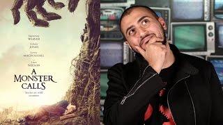 شريط فيديو - مراجعة فيلم A Monster Calls
