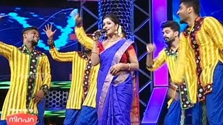 Super Star Junior-5 | Epi 38 | Actress-Singer  Remya Nambeesan as Special Guest